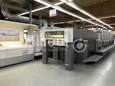 Heidelberg CX 102-6+LX used