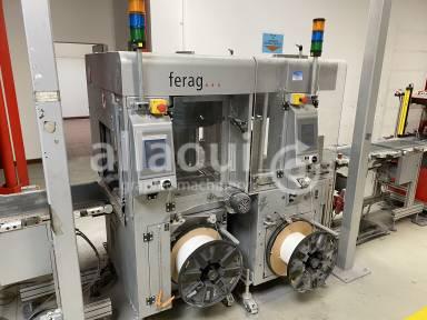 Ferag SSP-C36-Q + L (Tandem / Kreuzumreifung) used