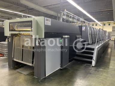 Heidelberg XL 106-8-P 18k used
