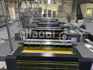Heidelberg XL 106-8-P 18k Picture 14