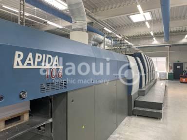 KBA RA 106-5+L FAPC ALV2 CX Picture 7