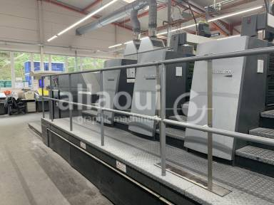 Heidelberg XL 105-5+LX Picture 8