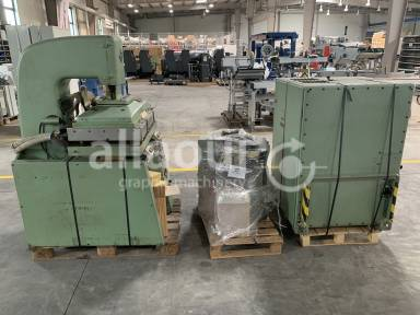 Kiefel Highfrequency Die Cutter / Hochfrequenz-Stanze used