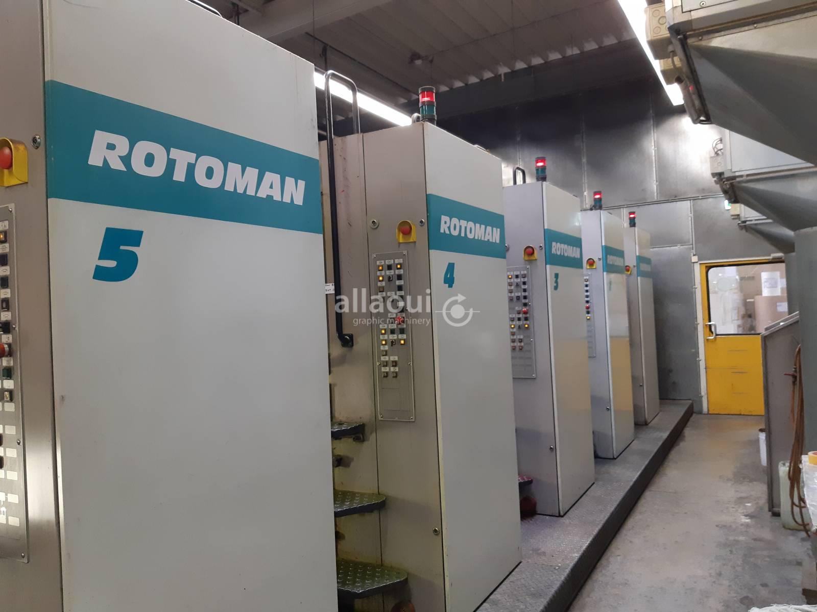 Manroland Rotoman 60 Picture 1