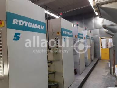 Manroland Rotoman 60 used