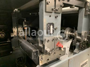 Bobst Lemanic 67-H + DR 67 Picture 21