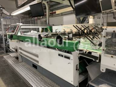 Bobst Lemanic 67-H + DR 67 Picture 27