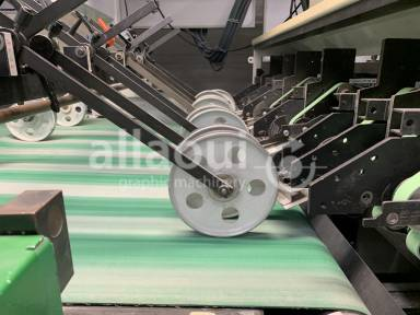 Bobst Lemanic 67-H + DR 67 Picture 28