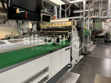 Bobst Lemanic 67-H + DR 67 Picture 30