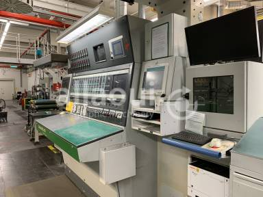 Bobst Lemanic 67-H + DR 67 Picture 31