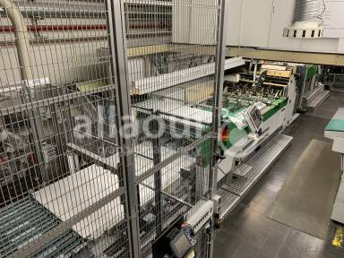 Bobst Lemanic 67-H + DR 67 Picture 37