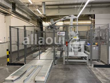 Bobst Lemanic 67-H + DR 67 Picture 43