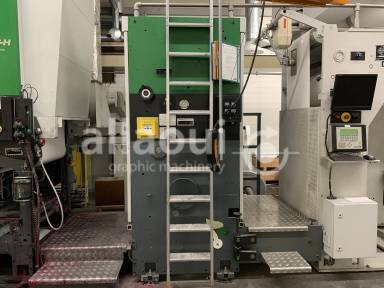 Bobst Lemanic 67-H + DR 67 Picture 7