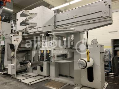 Bobst Lemanic 67-H + DR 67 Picture 2