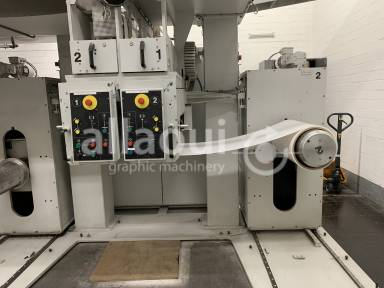 Bobst Lemanic 67-H + DR 67 Picture 3