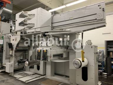 Bobst Lemanic 67-H + DR 67 Picture 4
