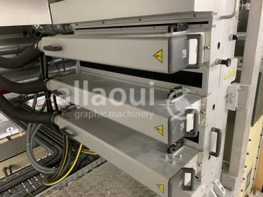 Bobst Lemanic 67-H + DR 67 Picture 19