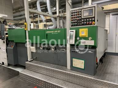 Bobst Lemanic 67-H + DR 67 Picture 20