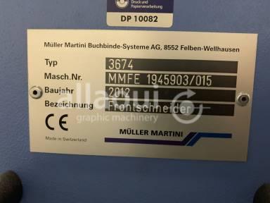 Müller Martini 3674 Frontero Picture 4