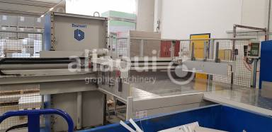 Wohlenberg 185 Cutting Line Picture 4