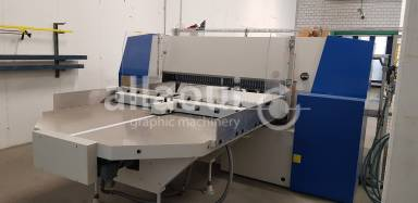 Wohlenberg 185 Cutting Line Picture 5