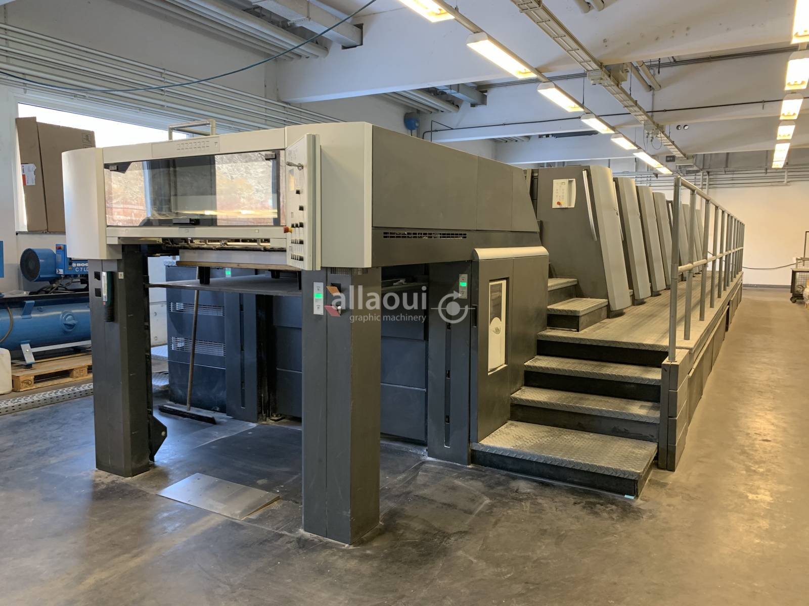 Heidelberg XL 105-8-P Picture 1