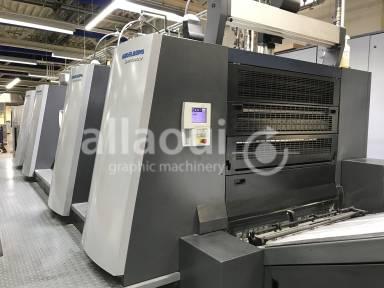 Heidelberg XL 106-4-P 18k  Picture 13