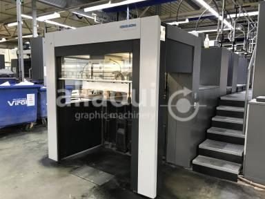 Heidelberg XL 106-4-P 18k  Picture 16