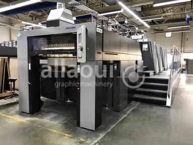 Heidelberg XL 106-4-P 18k used