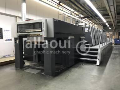 Heidelberg XL 106-8-P 18k used
