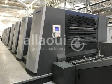 Heidelberg XL 106-8-P+L 18k Picture 11