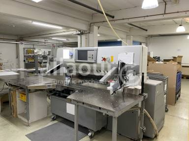 Polar 137 AT XT cutting line Picture 2