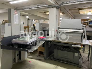 Polar 137 AT XT cutting line Picture 5