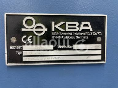 KBA RA 164-4 FAPC Picture 10