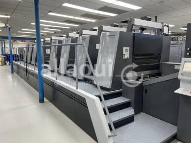 Heidelberg XL 106-8-P 18k LED UV Picture 10