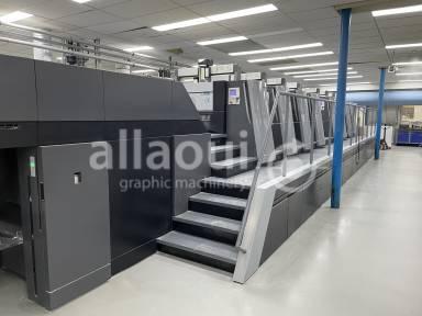 Heidelberg XL 106-8-P 18k LED UV Picture 7