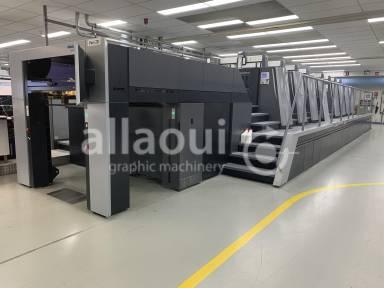 Heidelberg XL 106-8-P 18k LED UV used