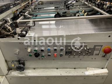 Bobst SP 102 BMA Picture 5