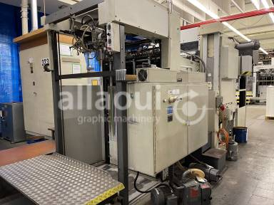 Bobst SP 102 BMA Picture 12