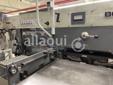 Bobst SP 102 BMA Picture 7