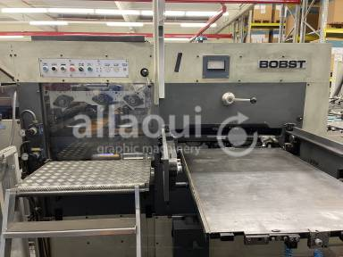 Bobst SP 102 BMA Picture 6