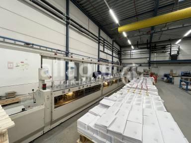Meccanotecnica Uniplex + Aster 180 Picture 2