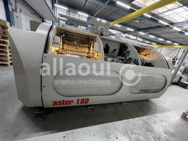 Meccanotecnica Uniplex + Aster 180 Picture 10